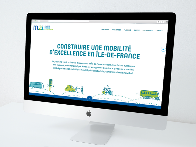 Transdev / Ile-de-France Mobilités